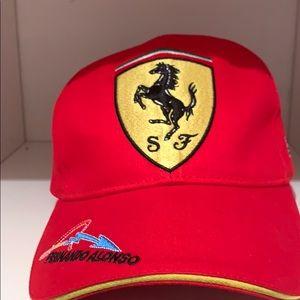 Ferrari Baseball Hat